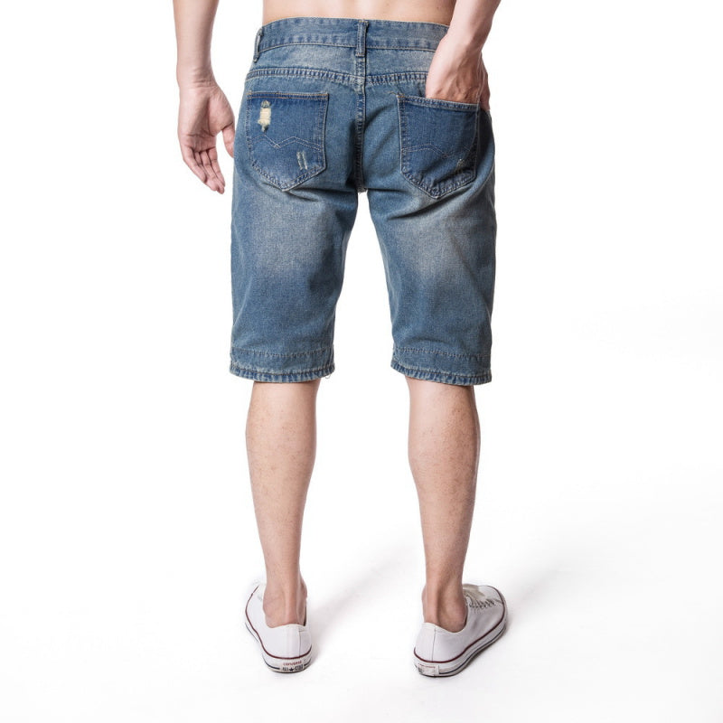 Manuel Denim Shorts