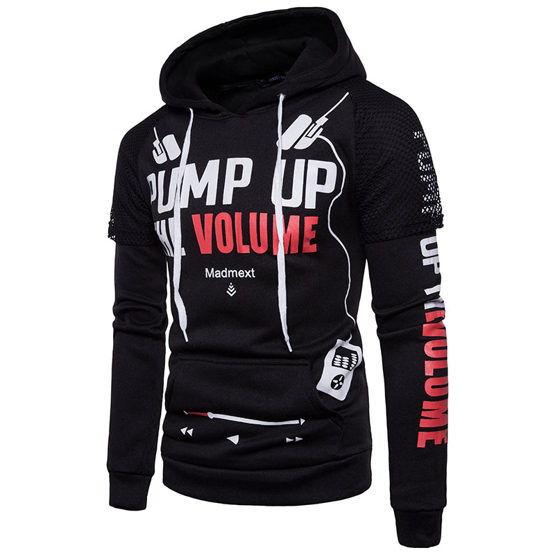 Pump Up The Volume Hoodie