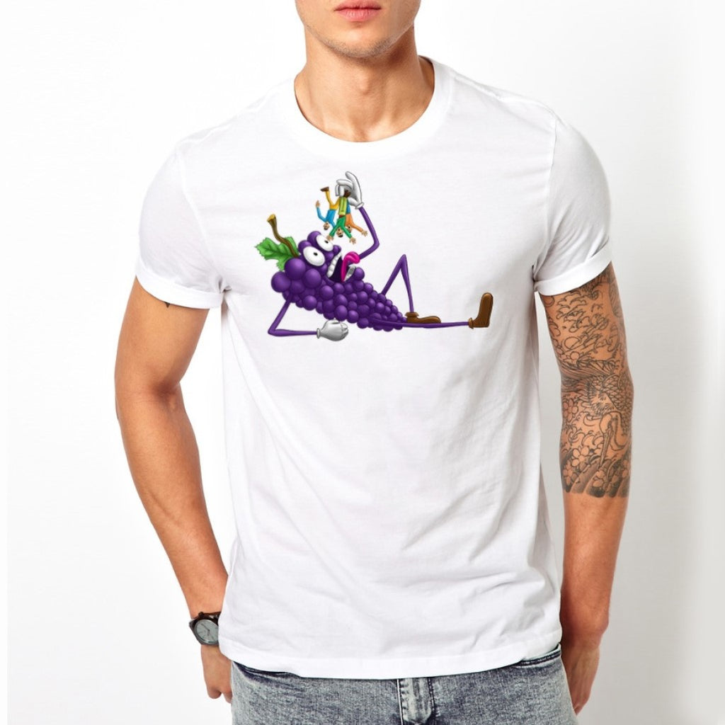 Shifted Grapes T-Shirt
