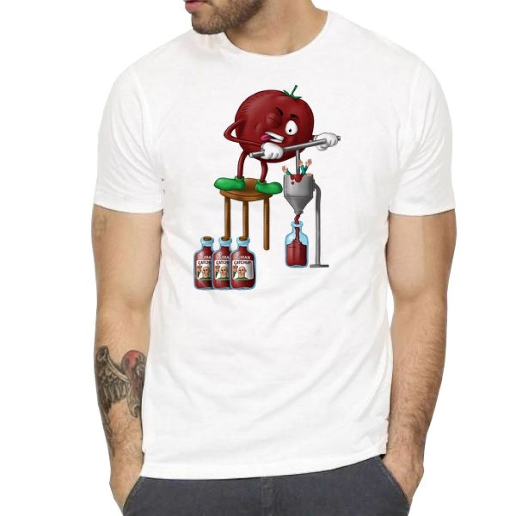Shifted Tomato T-Shirt