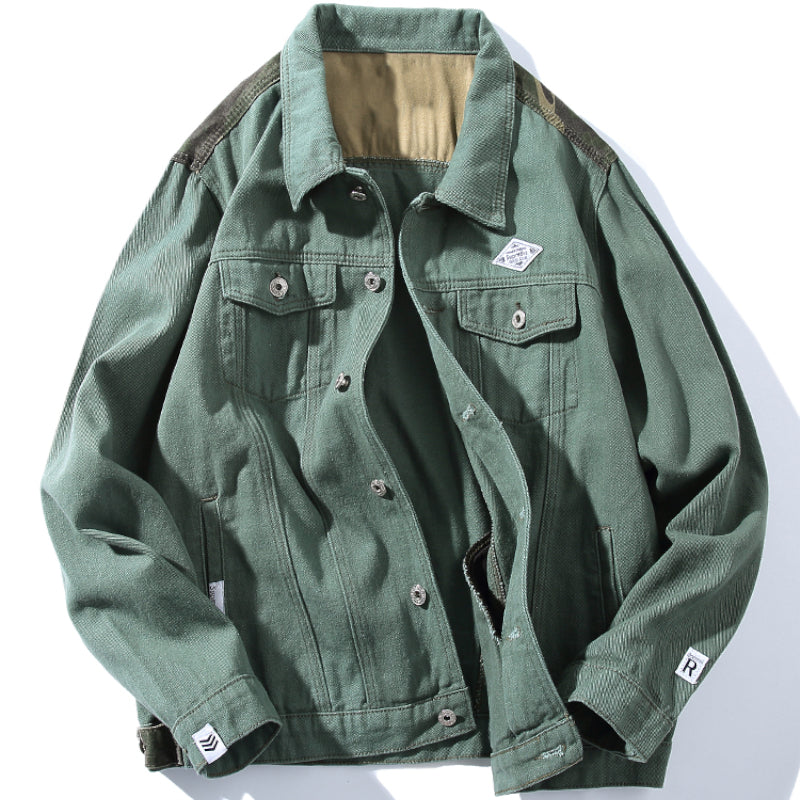 Hudson Baggy Denim Jacket