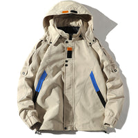 Harper Casual Hooded Winter Jackets