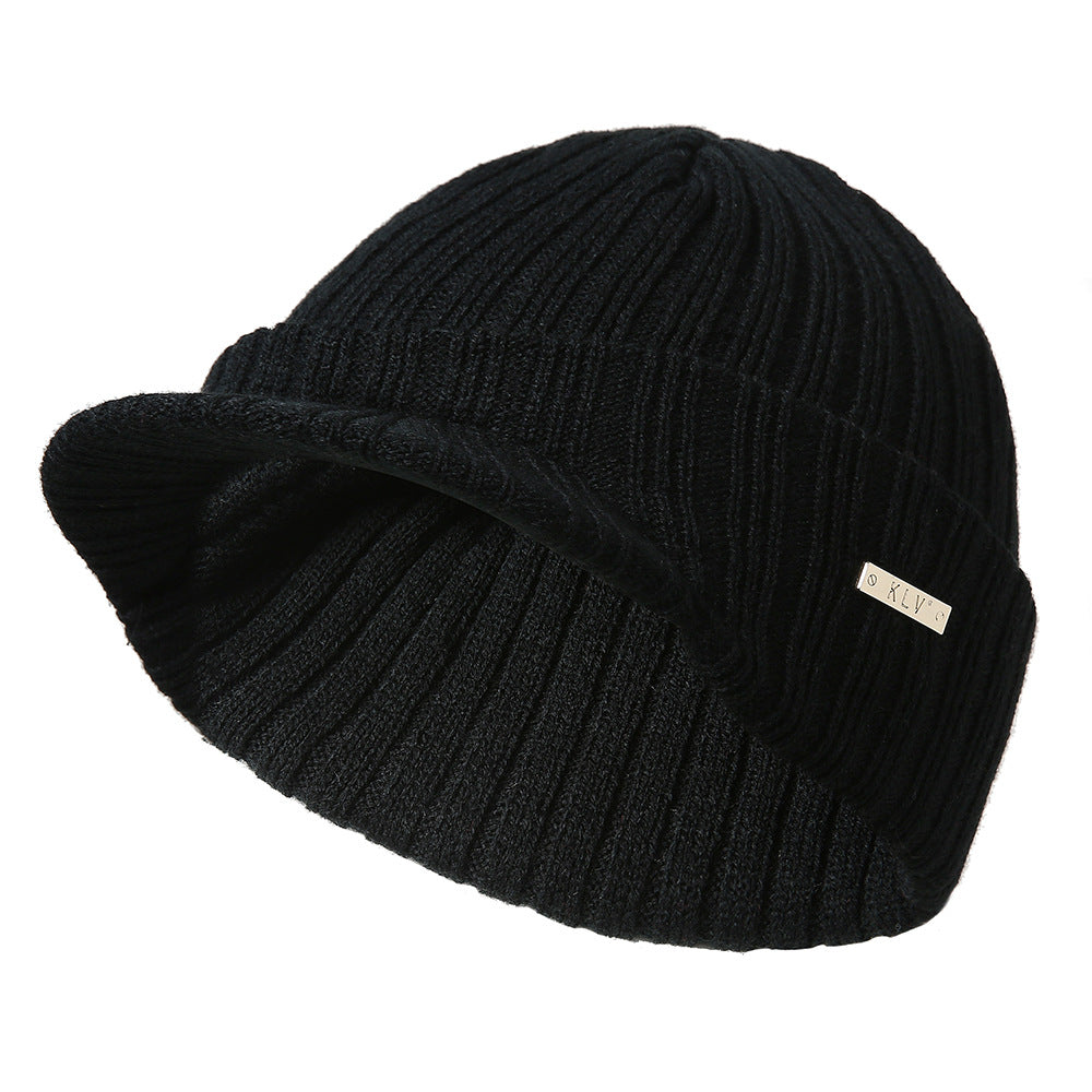 Colao Capped Beanie