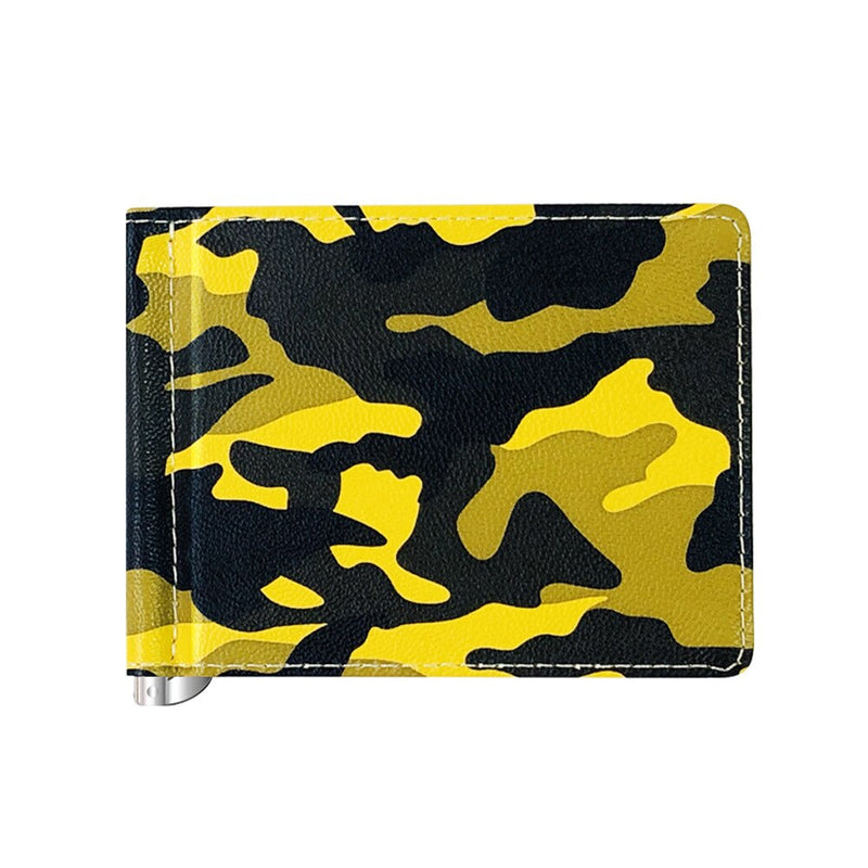 Army Camouflage Wallet
