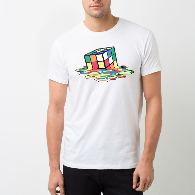 Melting Cube T-Shirt