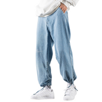 Light Blue Baggy Jeans