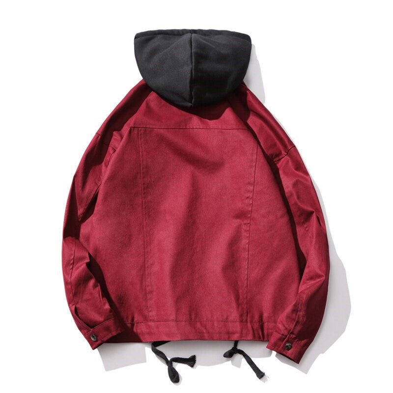 Urban Hooded Jacket