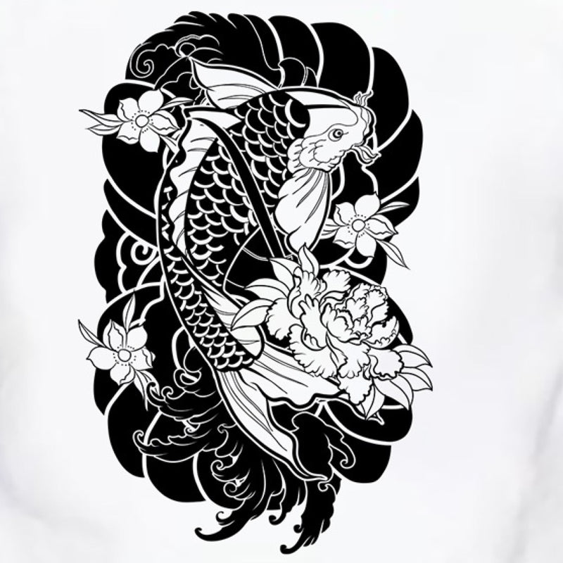 Single Koi T-Shirt
