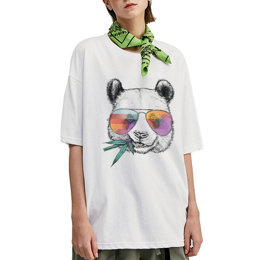 Chewing Panda Oversized T-shirt