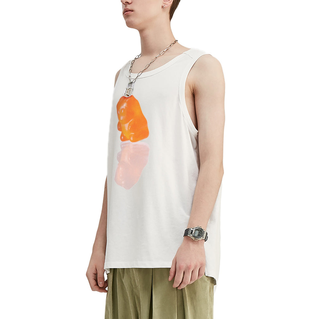 Gummy Bear Oversized Tank Top