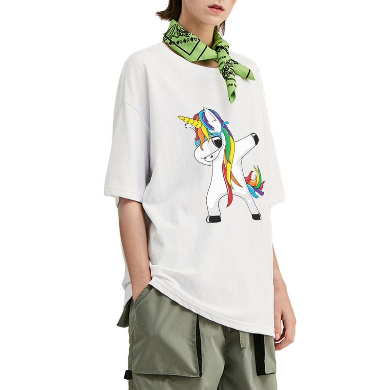 Unicorn Oversized T-Shirt