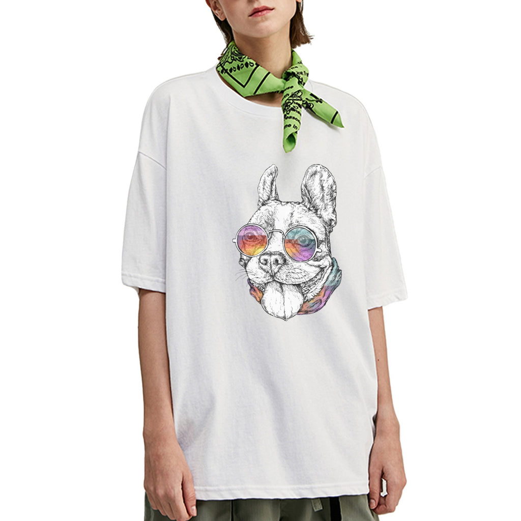 French Bulldog Oversized T-Shirt