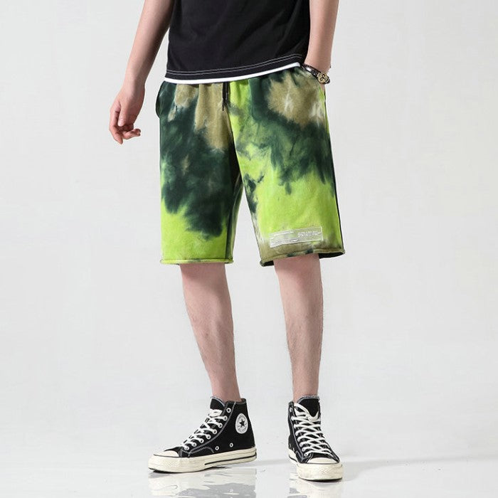 Hip-Hop Printed Shorts