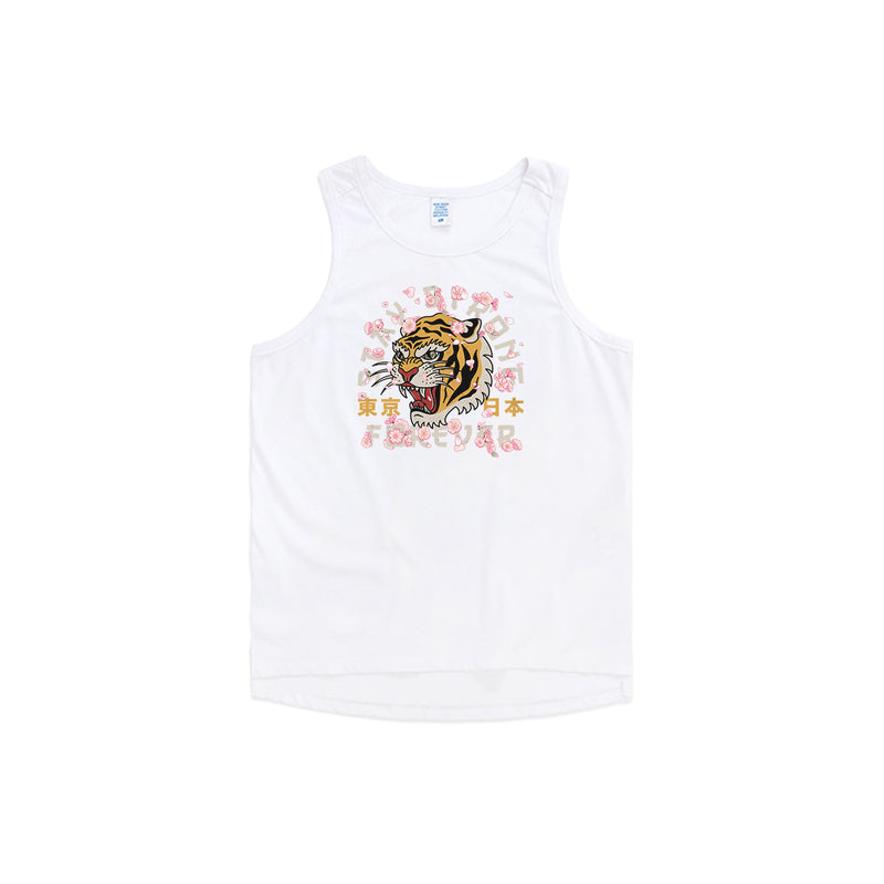 Tiger Oversized Tank Top
