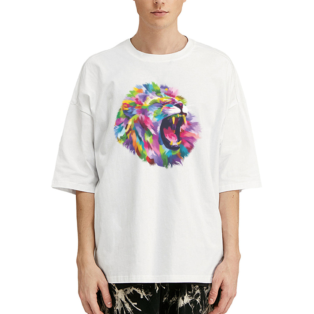 Morning Roar Oversized T-Shirt