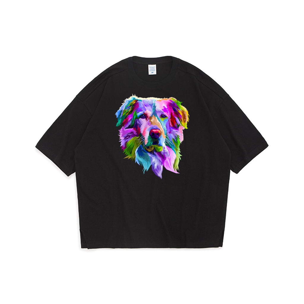 Dog Oversized T-Shirt