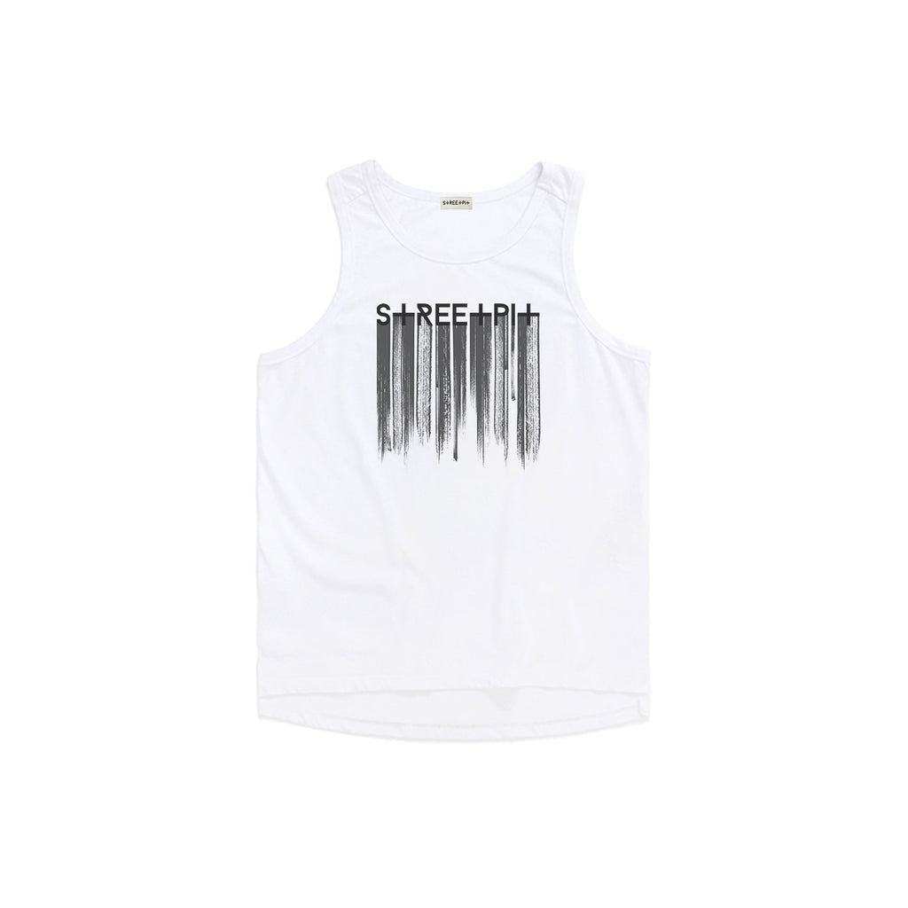 Off Streetpit Oversized Tank Top