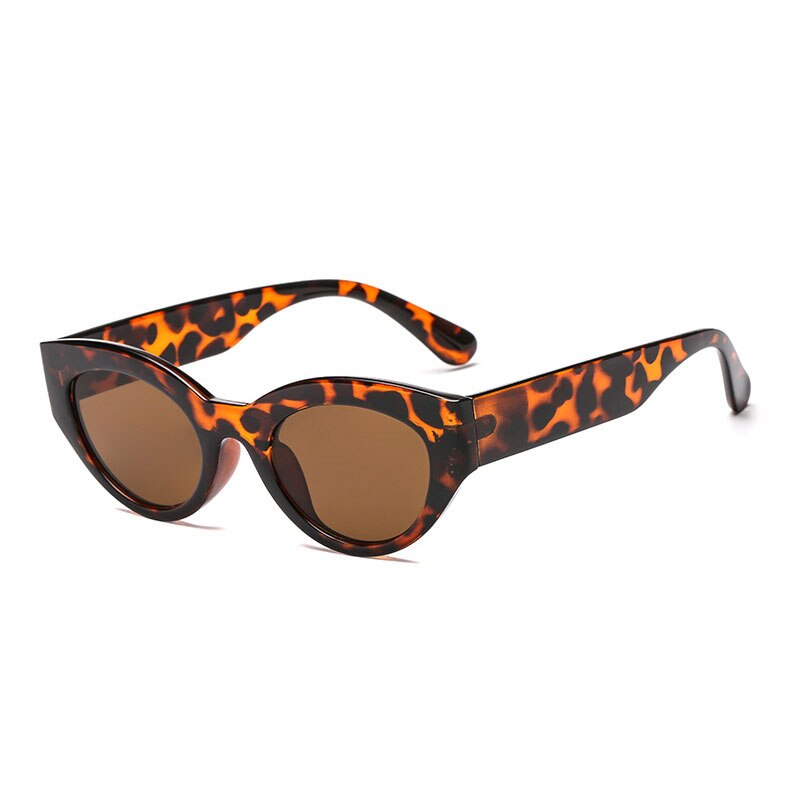 Leopard Pattern Sunglasses