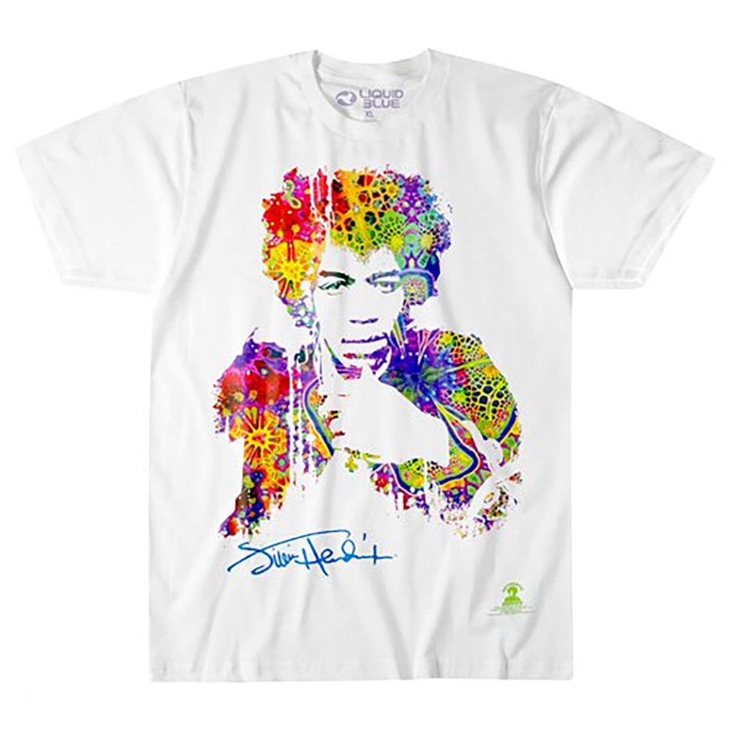 RIDING WITH THE WIND JIMI HENDRIX T-Shirt