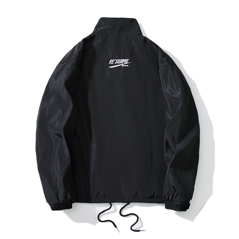 Satin Shine Jacket