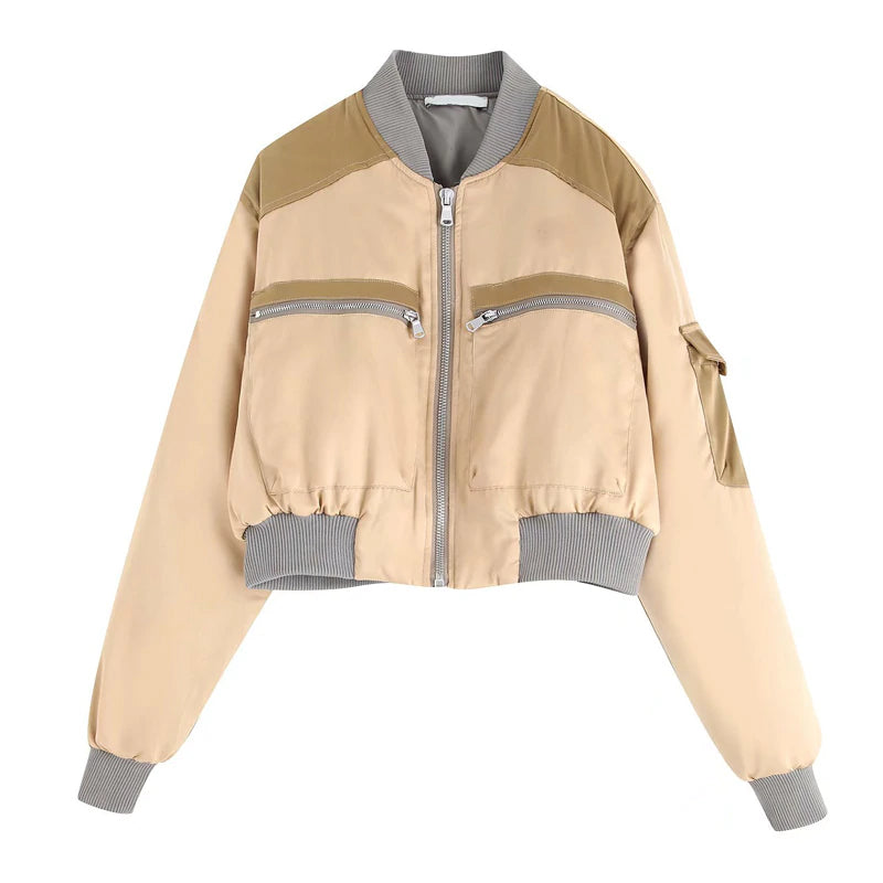 Women's Baseball Jacket