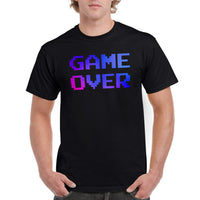 Game Over Neon T-Shirt