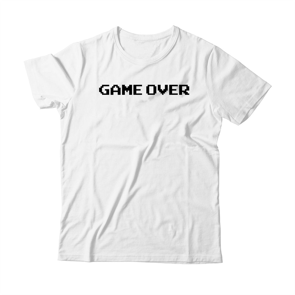 Pixelated Game Over T-Shirt