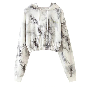 Women Cropped Sweatshirt