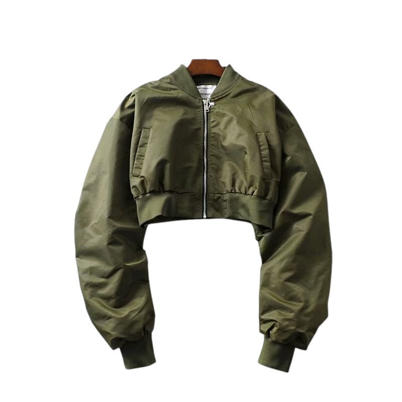 Autumn Bomber Jacket