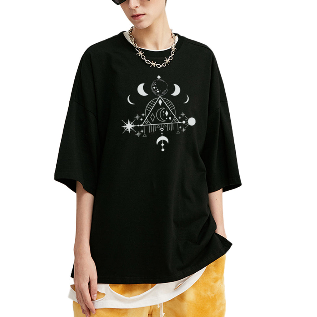 Moonlight Dreams Oversized T-Shirt