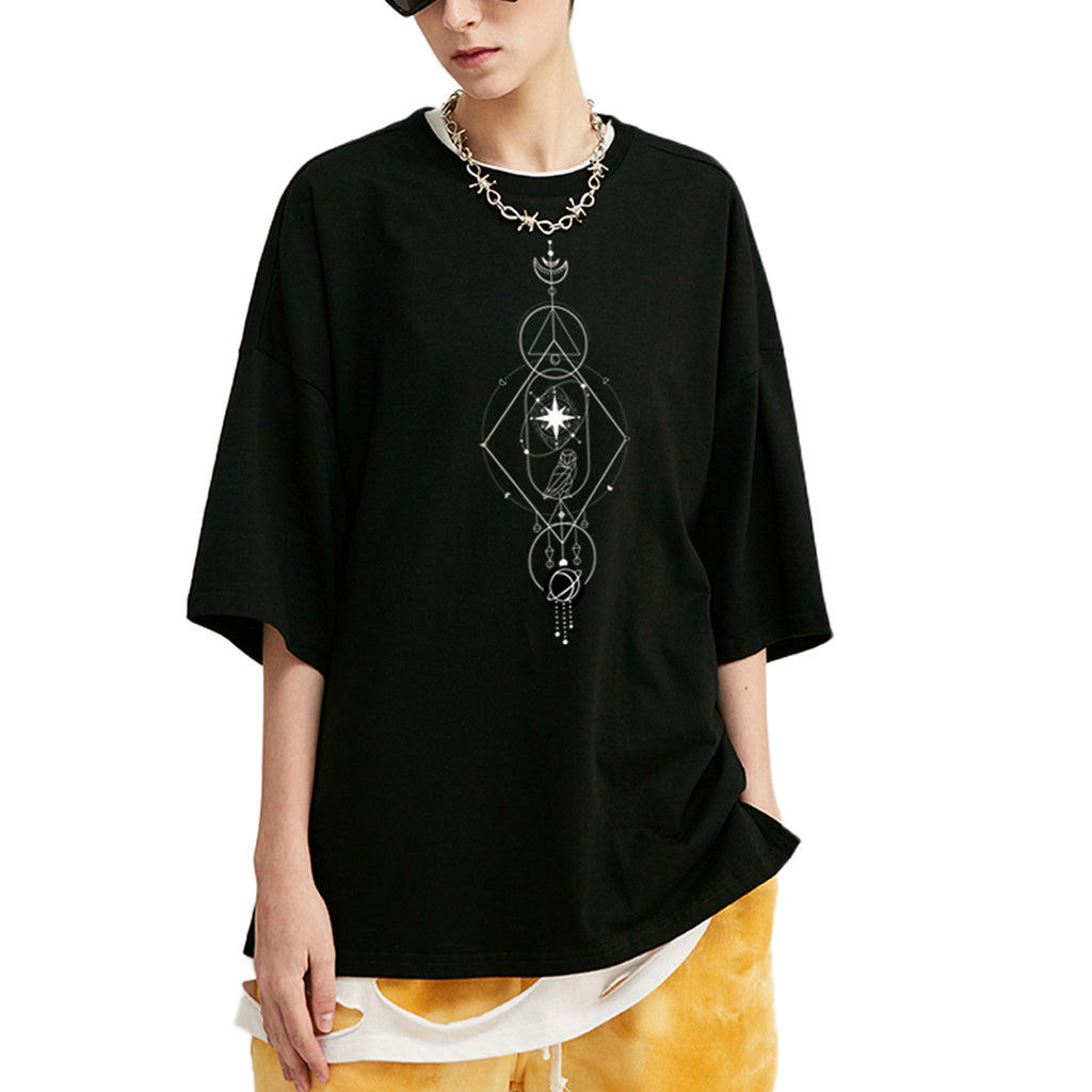 Secret Owl Oversized T-Shirt