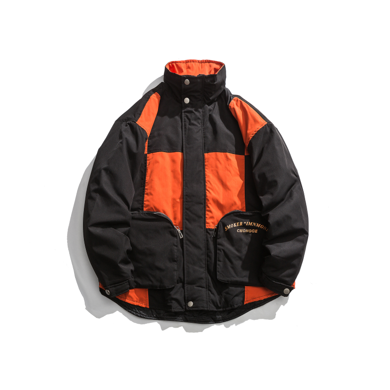 Cargo Pockets Jacket
