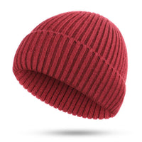 Knitted Cotton Beanie