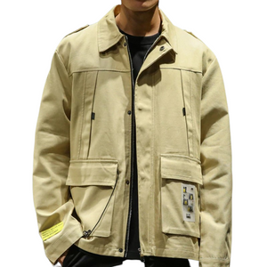 Solid Cargo Jacket