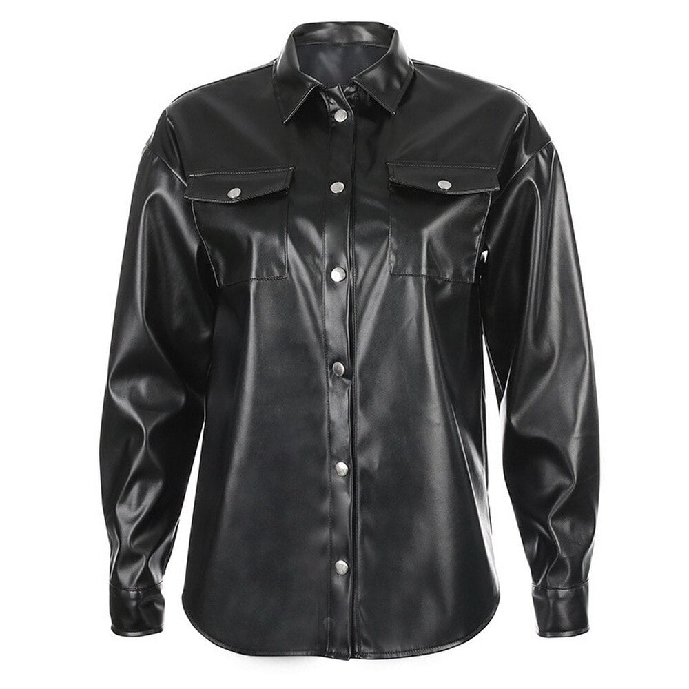 Streetwear Leather Jacket