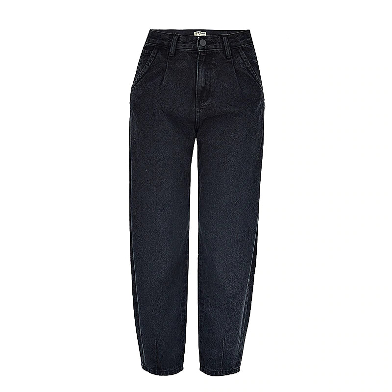 Simple Detailed Jeans