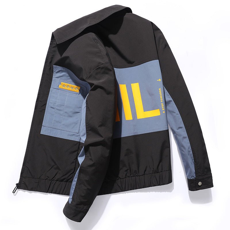 Casual Streetwear Jacket