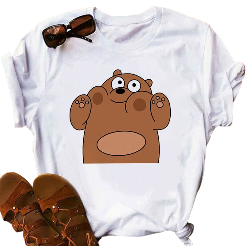 Funny Cartoon T-Shirt