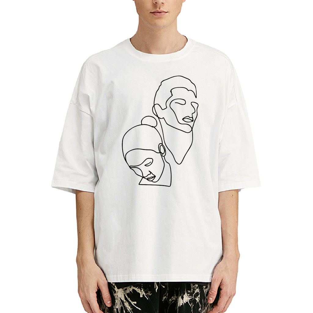 Pair Oversized T-Shirt