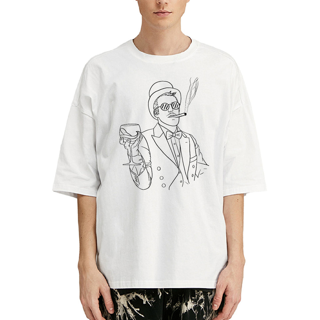 Mr. Rich Oversized T-Shirt