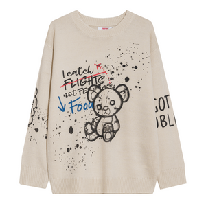 Hungry Teddy Sweatshirt