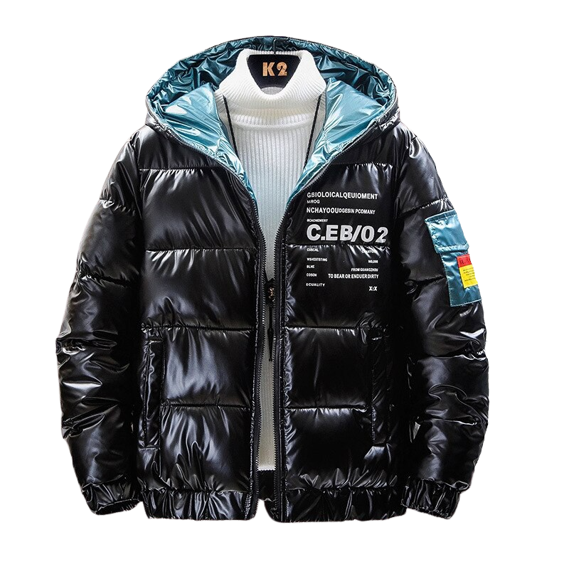Astronaut Nylon Jacket