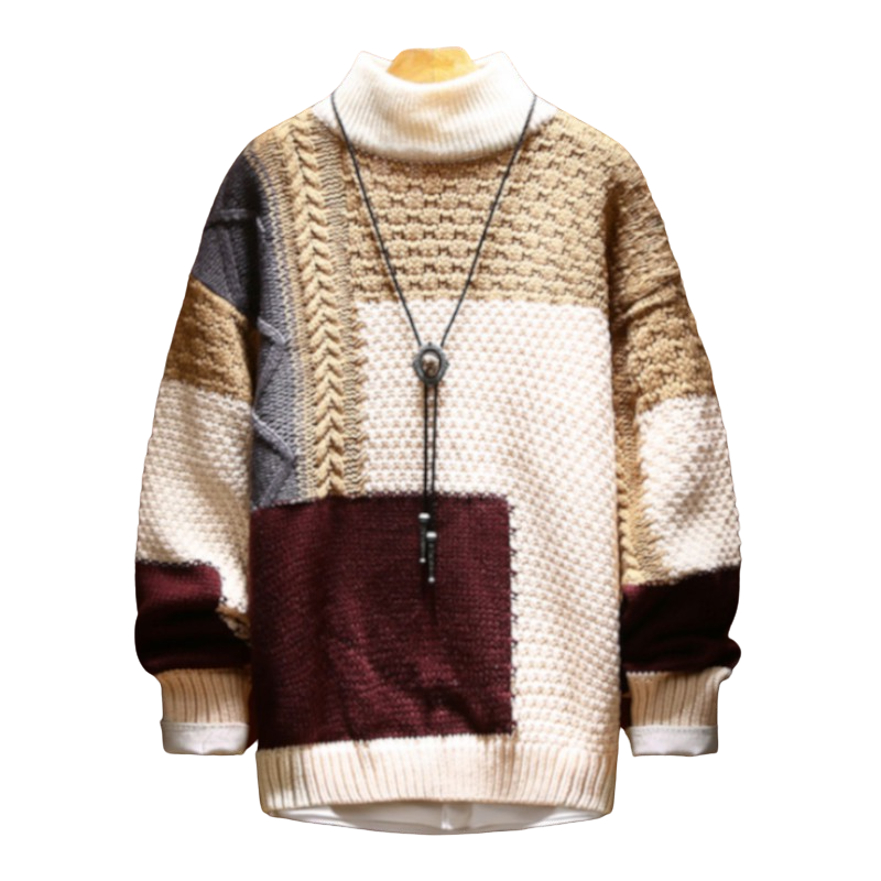 Baggy Knitted Pullover