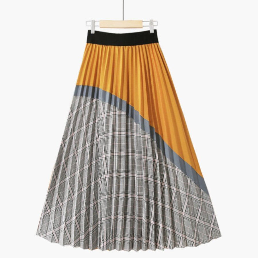 Stylish Midi Length Skirt