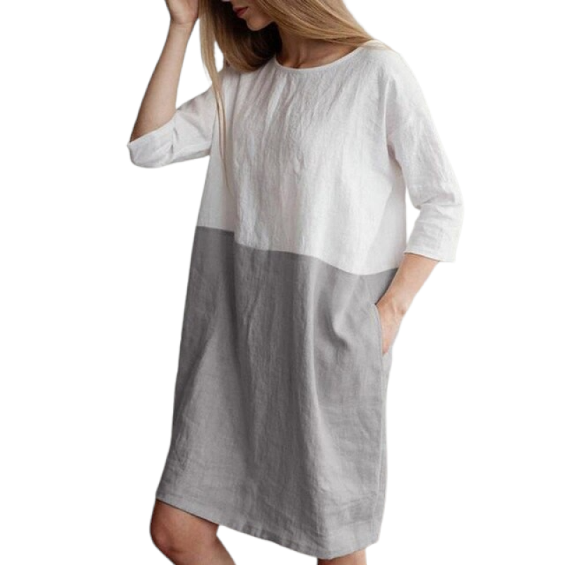 Simple Loose Dress