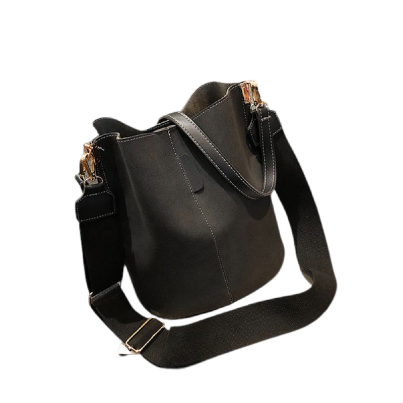 Large Leather Shoulder Bag