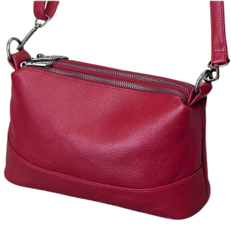 Luxury Leather Shoulder Bag