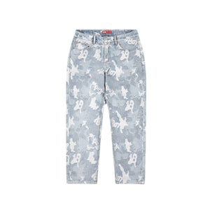 Light Camouflage Jeans