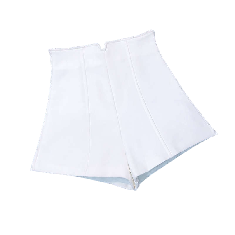 Elegant Stretch Shorts
