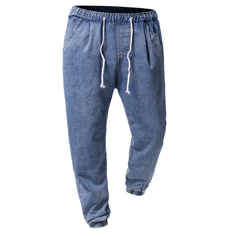 Baggy Fitness Jeans